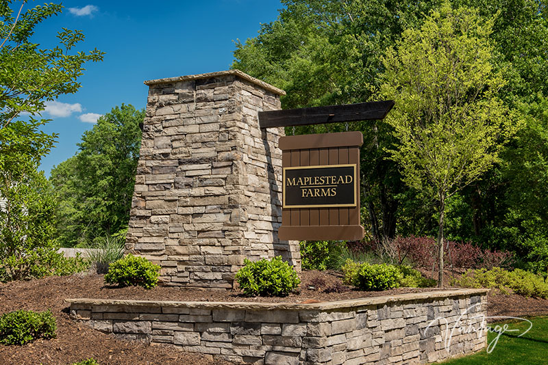 Entrance Monument Photography
